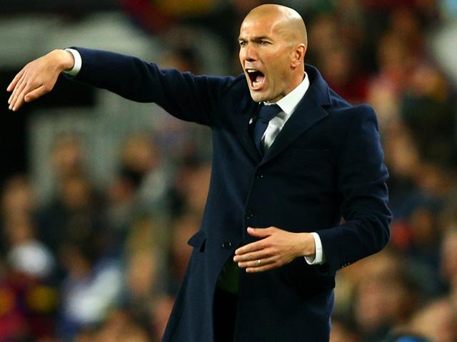 Can Zinedine Zidane inspire Real Madrid when they play Sporting Lisbon?
