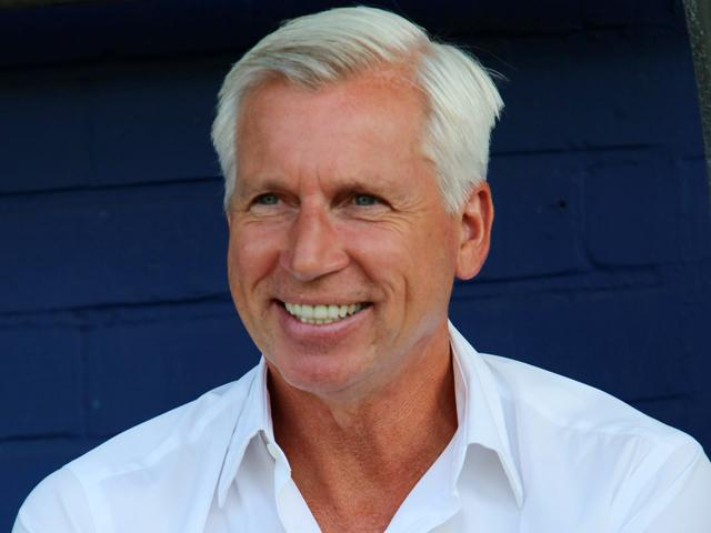 Alan Pardew has led two other teams into the top half and then waved goodbye to it