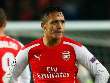 Alexis Sanchez is a good price to score anytime