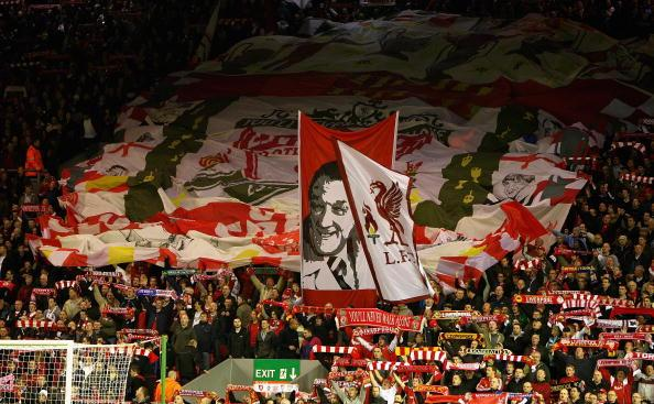 Anfield atmosphere