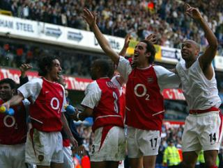 Can the current Arsenal team do what this lot did in 2002?