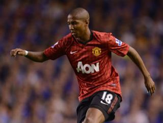 Ashley Young scored a dramatic late winner for United