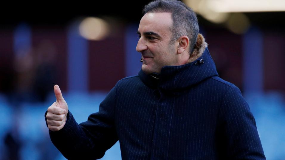 Carlos Carvalhal has reinvigorated Swansea's outlook with bold attacking play