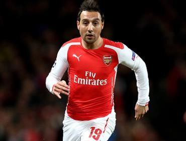 Santi Cazorla has an important role to play for the visitors