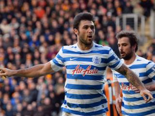 Will Charlie Austin be celebrating another goal when QPR face West Ham?