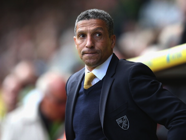 Can Chris Hughton's Norwich continue their fine home form against West Brom?