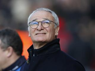 New Fulham manager Claudio Ranieri.
