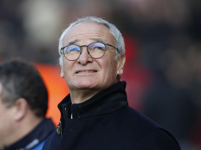 Help from above - but it didn't arrive in time to save Claudio Ranieri his job
