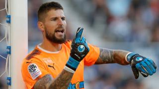 Benoit Costil faces a busy time in goal for Bordeaux on Sunday night