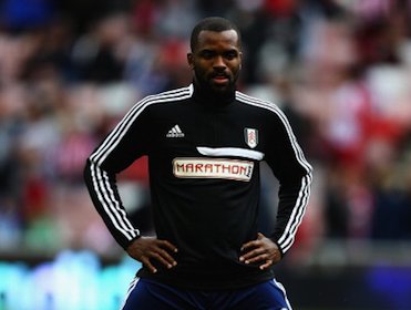 Darren Bent is Fulham's top scorer this season