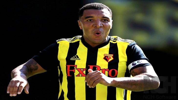 Watford's semi-final hero Troy Deeney