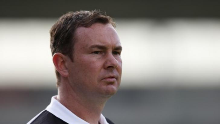 Plymouth manager Derek Adams