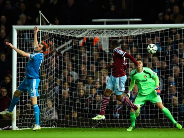 Diafra Sakho may get a chance in the starting line-up for the Hammers