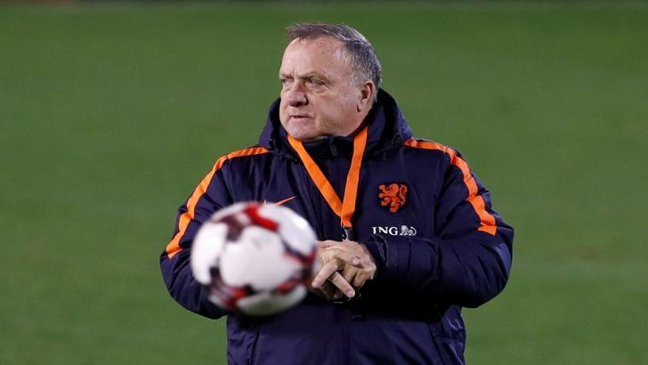Feyenoord manager - Dick Advocaat