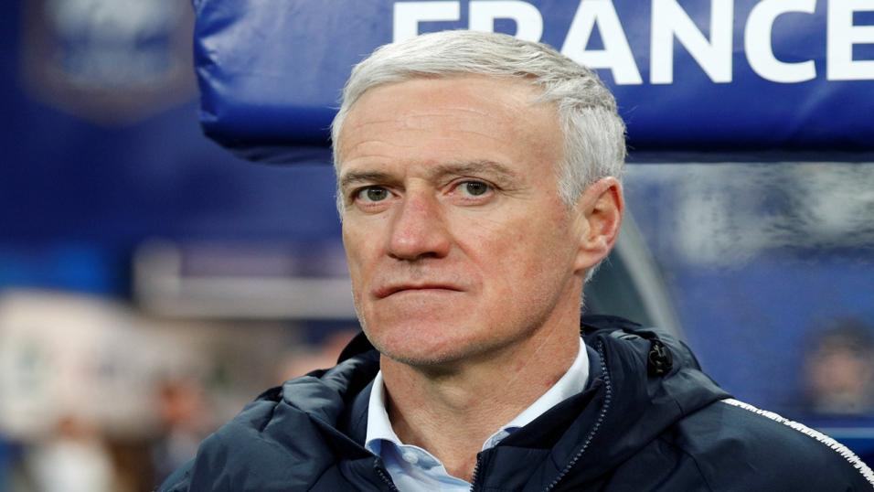 France manager - Didier Deschamps