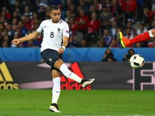 Dimitri Payet has been the star of the show for France so far