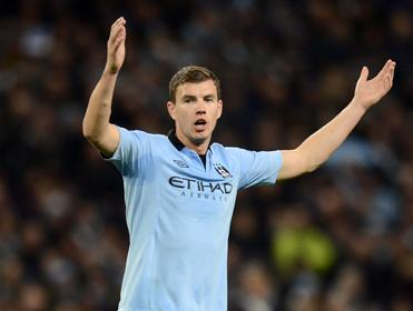 Dzeko's City career is on the line. It's time to deliver the goods.
