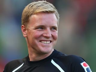 Eddie Howe was all smiles after his side produced a remarkable comeback to beat Liverpool