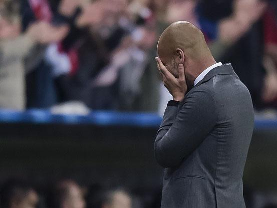Guardiola could be set for further misery when Tottenham visit the Etihad on Saturday
