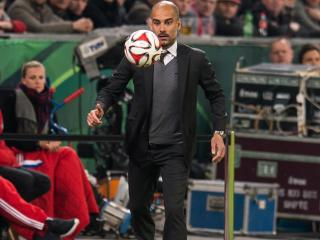 Guardiola could be set for a shock defeat against Monaco