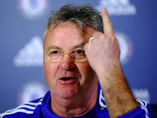 Can Guus Hiddink extend his successful FA Cup record when Chelsea play Manchester City?