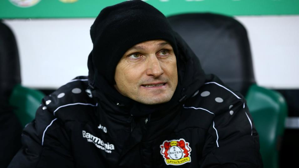 Heiko Herrlich has defied his doubters at Bayer Leverkusen