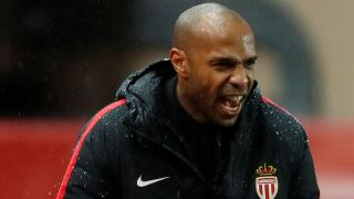Monaco manager - Thierry Henry