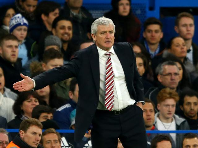 Mark Hughes' Stoke look decent value to beat out of form Sunderland on Saturday