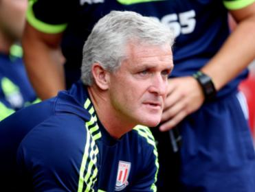 Can Mark Hughes' Stoke side continue their fine home form against Spurs?