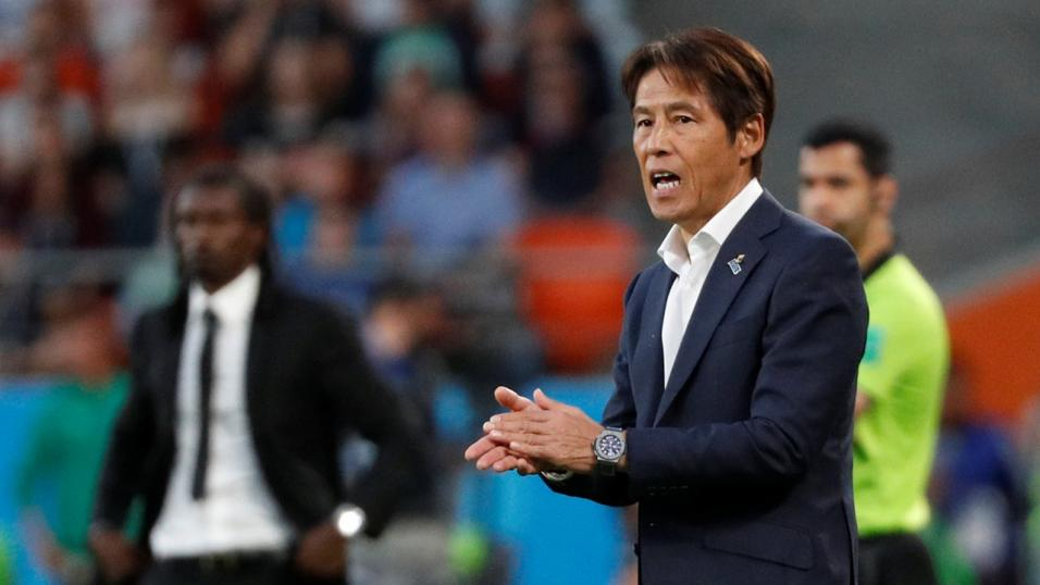 Japan fans split over tactical approach in Poland game