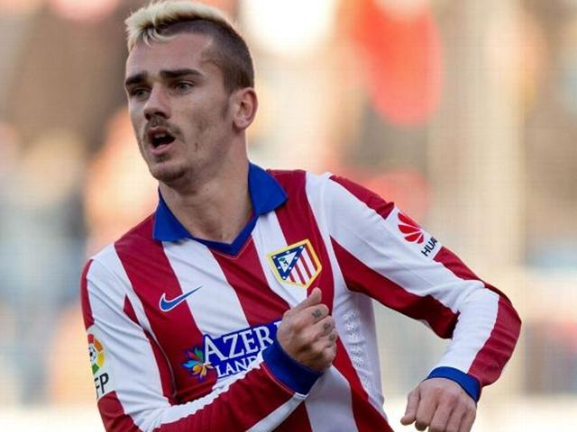 In form striker Antoine Griezmann can help Atletico get past Real on Wednesday night