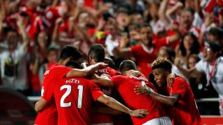 Benfica football players