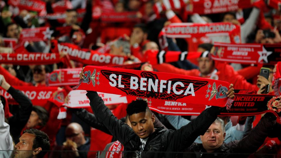 Will the Benfica fans be celebrating when they host Sporting Lisbon on Wednesday