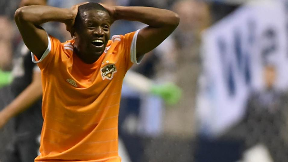 Boniek Garcia Houston Dynamo