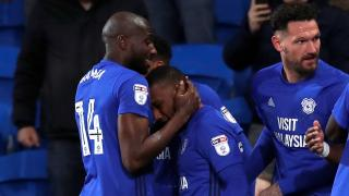 Cardiff have won seven of 10 home games