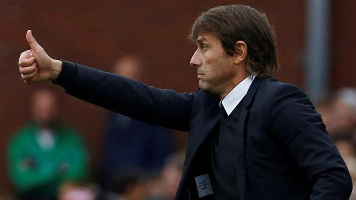 Antonio Conte will be looking for his side to bounce back from the 3-3 draw against Roma at home