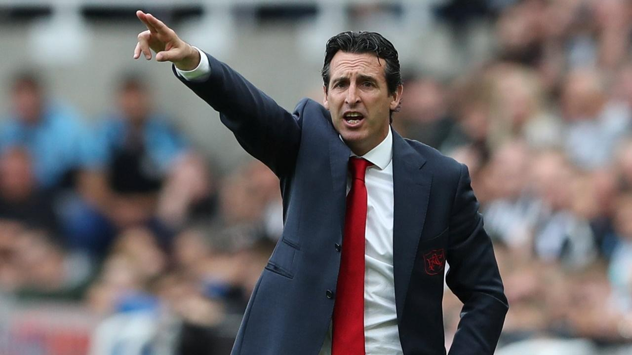 Arsenal manager - Unai Emery