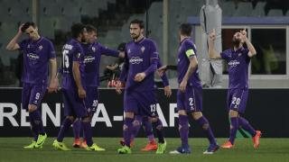 Italian football club Fiorentina