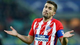 Atletico Madrid captain Gabi