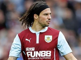 George Boyd scored a shock winner for Burnley
