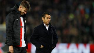 Gio van Bronckhorst's Feyenoord have had a few problems this term