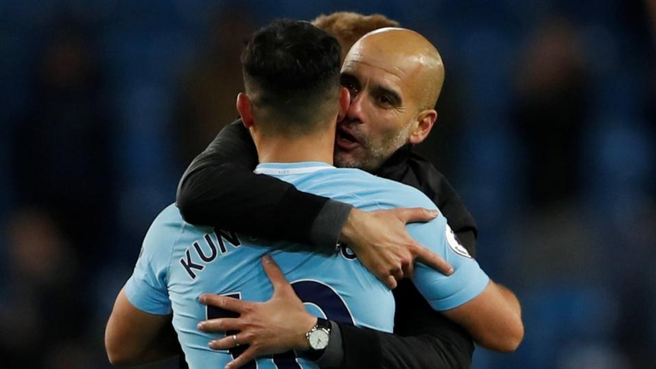 Guardiola's aims not-so-subtle dig at Gary Neville