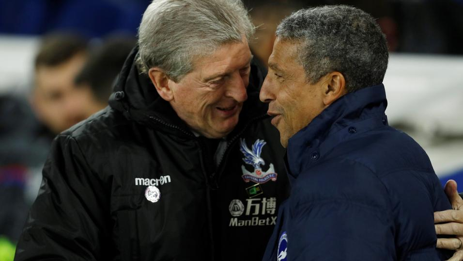 Crystal Palace boss Roy Hodgson says 'I know I'm a good manager'