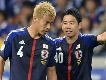 Keisuke Honda is set to leave AC Milan in January