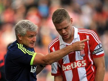 Can Mark Hughes mastermind a Stoke win over Man City?