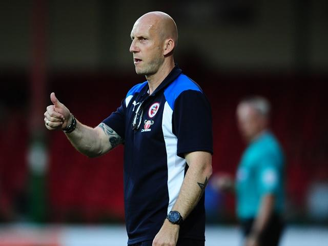 Jaap Stam will be keen for his Reading side to bounce back after FA Cup disappointment