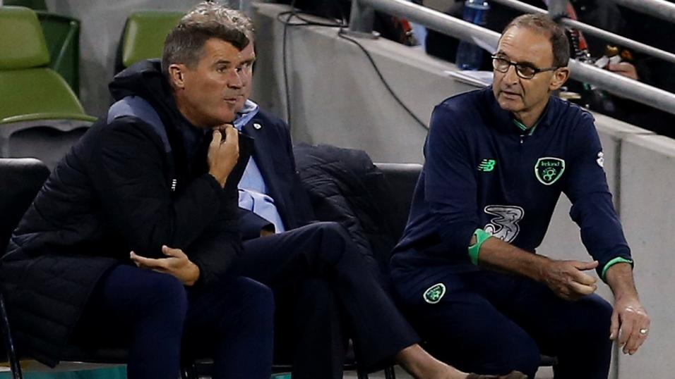 Roy Keane and Martin O'Neill will look to mastermind another Rep of Ireland play-off win