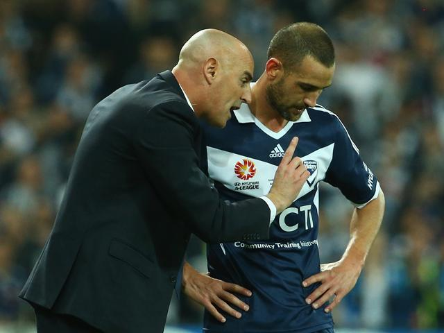 Cruising to Victory: Kevin Muscat's men have some fine home form on their side