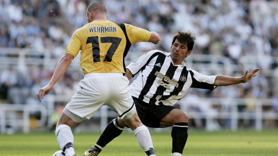 Lillestrom Newcastle United Intertoto Cup