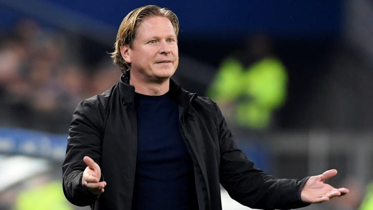 Hamburg have a calm and collected head coach in Markus Gisdol